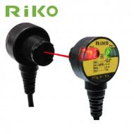 Czujnik optyczny, bariera RIKO PTQ18-20P