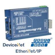 Bramka komunikacyjna do napędów serwo krokowych RS485 Fastech Ezi-MotionNetwork miniatura