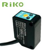 Czujnik optyczny, odbiciowy RIKO PK3-DU30N