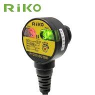 Czujnik optyczny, odbiciowy RiKO PTQ18-DU10NP miniatura