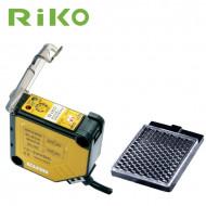 Czujnik optyczny, refleksyjny RIKO R3JK-QR2KP2