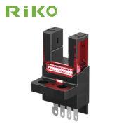 Czujnik optyczny, widełkowy RiKO RX673-P miniatura