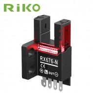 Mikroczujnik optyczny, widełkowy RIKO RX676-P