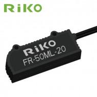 Czujnik światłowodowy, odbiciowy RIKO FR-50ML-20