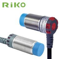 Czujniki indukcyjne RiKO z wyjściem analogowym miniatura