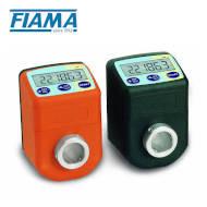 Elektroniczny wskaźnik położenia Fiama EP20-EP25 z zasilaniem bateryjnym miniatura