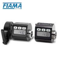 Elektroniczny wskaźnik położenia Fiama EP9L z bocznym walem drążonym miniatura