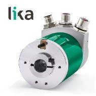 Enkoder absolutny LIKA 4096 st/obr AMC58 12/4096PB-15 miniatura