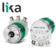 Enkoder absolutny LIKA EM58 EP • HM58 EP, miniatura
