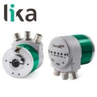 Enkoder absolutny LIKA HMC58 EC, miniatura