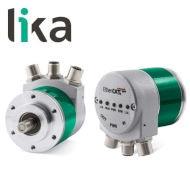 Enkoder absolutny LIKA HS58 EC, miniatura