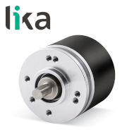 Enkoder absolutny LIKA MS40 • MS41, jednoobrotowy miniatura
