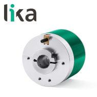 Enkoder inkrementalny LIKA CKQ58-H-PROG-ZCW415L1, programowalny miniatura