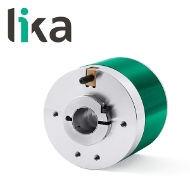 Enkoder inkrementalny LIKA CKQ58-H-PROG-ZCW415RL1, programowalny miniatura