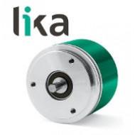 Enkoder inkrementalny LIKA IQ58-H-PROG-ZCZ46R, programowalny