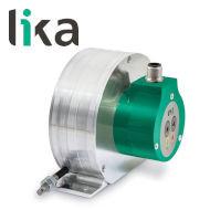 Enkoder linkowy analogowy LIKA SFA-5000 TA • SFA-1000 TA miniatura