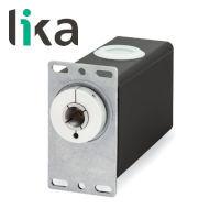 Pozycjoner z enkoderem absolutnym LIKA RD5 • RD53 miniatura