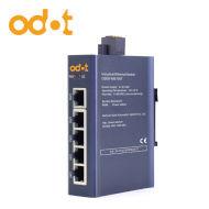 Przemysłowy switch niezarządzalny ODOT-MS105T miniatura
