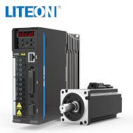 Serwomotor 0,1kW LiteON IOSMPHA04010MC3NA miniatura