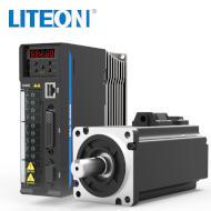 Serwomotor 0,4kW LiteON IOSMPHA06040MC3NA miniatura