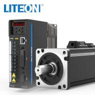 Serwomotor 0,75kW LiteON IOSMPHA08075MC3NA miniatura