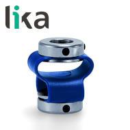 Sprzęgło elastyczne do enkoderów LIKA PGF-6-10 miniatura