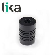 Sprzęgło helikalne do enkoderów LIKA PAN-T-15-6-6 miniatura