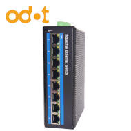 Switch Power over Ethernet (PoE) - ODOT-ES308FP miniatura