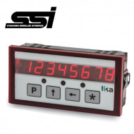 Wielofunkcyjny panel odczytowy do enkoderów LIKA LD200 SSI