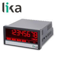 Wielofunkcyjny wyświetlacz do enkoderów inkrementalnych LIKA LD350 • LD355 miniatura