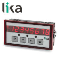 Wyświetlacz pozycji LIKA LD200-P8 miniatura