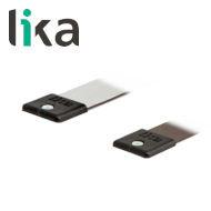 Zakończenia do taśmy magnetycznej LIKA LKM-1439 (PF1439) miniatura