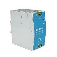 Zasilacz impulsowy na szynę DIN, 24V DC NDR-240-24 miniatura