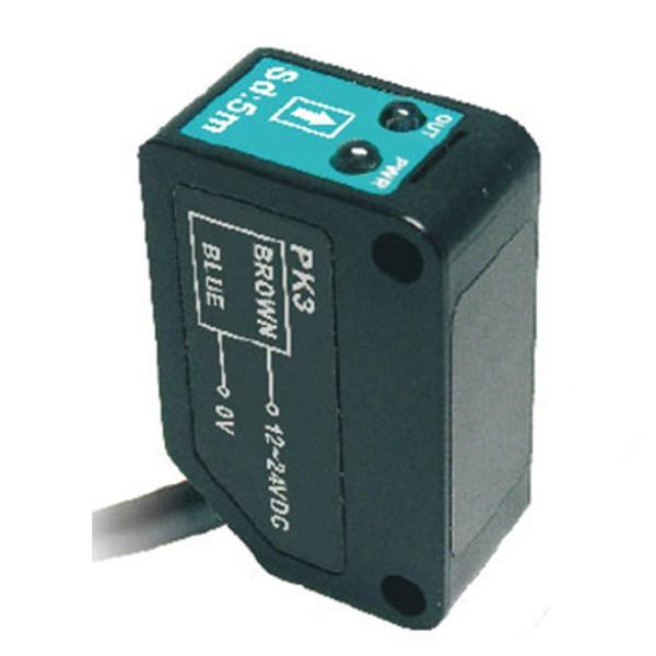 Czujnik optyczny, odbiciowy RiKO PK3-V03P zasięg 3cm