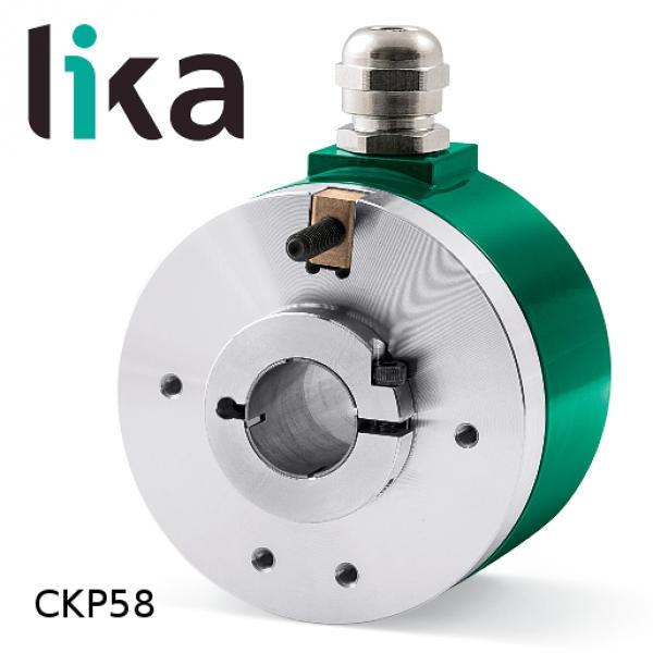 Enkoder inkrementalny LIKA CKP58, programowalny
