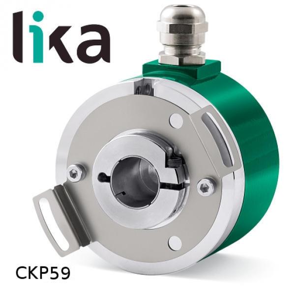 Enkoder inkrementalny LIKA CKP59, programowalny