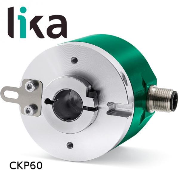 Enkoder inkrementalny LIKA CKP60, programowalny