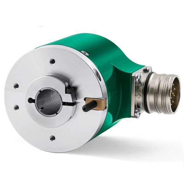 Enkoder inkrementalny LIKA CKQ58-H-PROG-ZCZ415R, otwór 15 mm