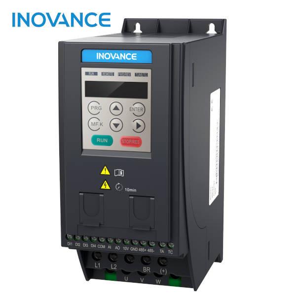 Falownik 0,4kW 1-fazowy INOVANCE MD200S0.4B-INT wektorowy