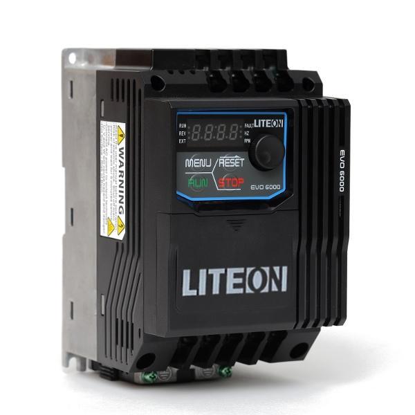 Falownik 1,5kW 1-fazowy LiteON EVO600021S1D5E20F