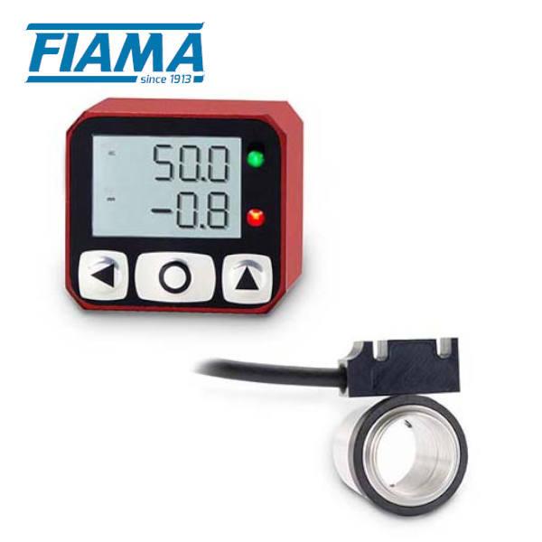 Programowalny wskaźnik położenia Fiama F4RS-AM z pierścieniem magnetycznym