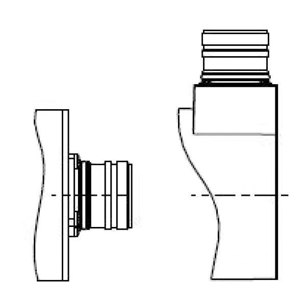 Wymairy - enkoder inkrementalny LIKA IQ58-H-PROG-ZCZ46R M23