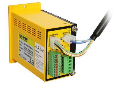 Łatwa instalacja - napęd BLDC Fastech Ezi-SPEED